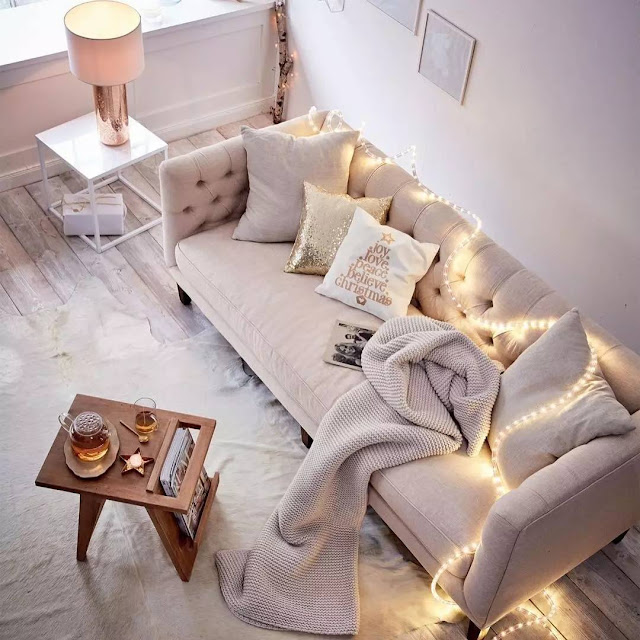 decorar con blanco