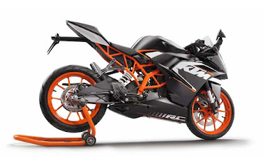 KTM RC 200 HD Wallpaper