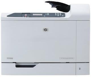 HP Color LaserJet CP6015dn Drivers Download