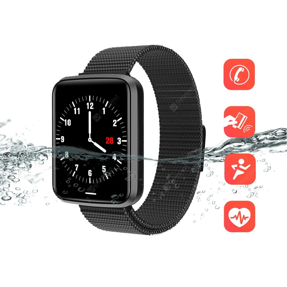 Alfawise H19 RFID Sports Smartwatch Fitness Tracker Coupon