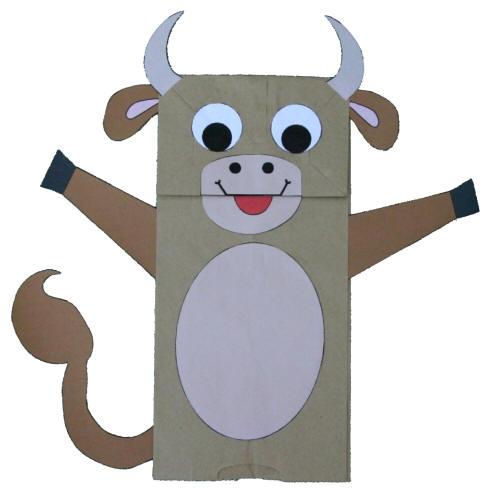 Bull Ferdinand Craft