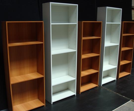 Plano muebles en melamina estante biblioteca proyecto 1 - Hacer estanteria casera ...