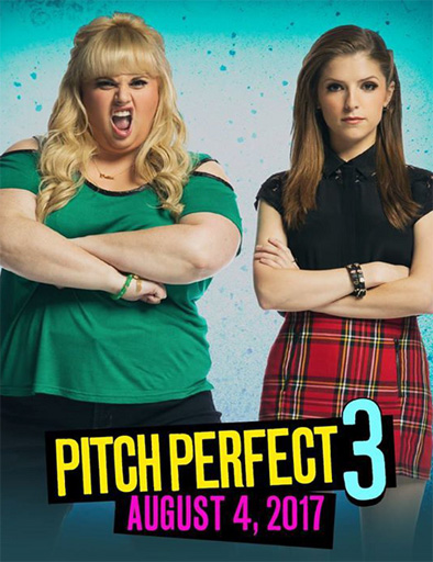 Pitch Perfect 3 pelicula online