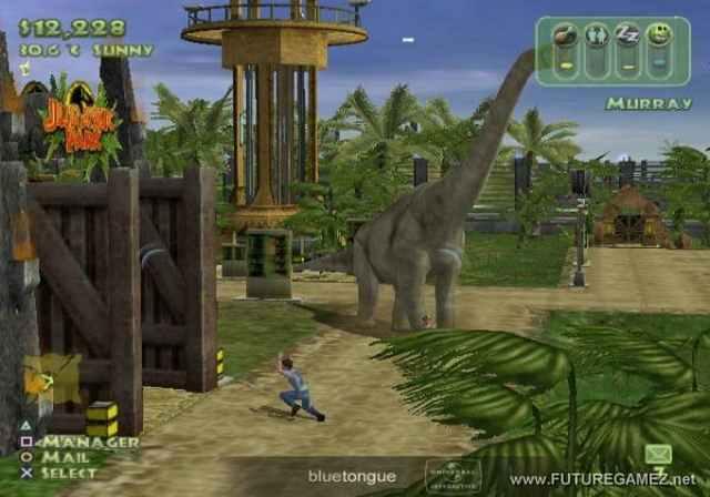 Download game jurassic park operation genesis pc