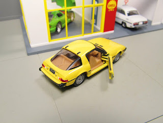 Tomica Limited mazda Savanna RX-7
