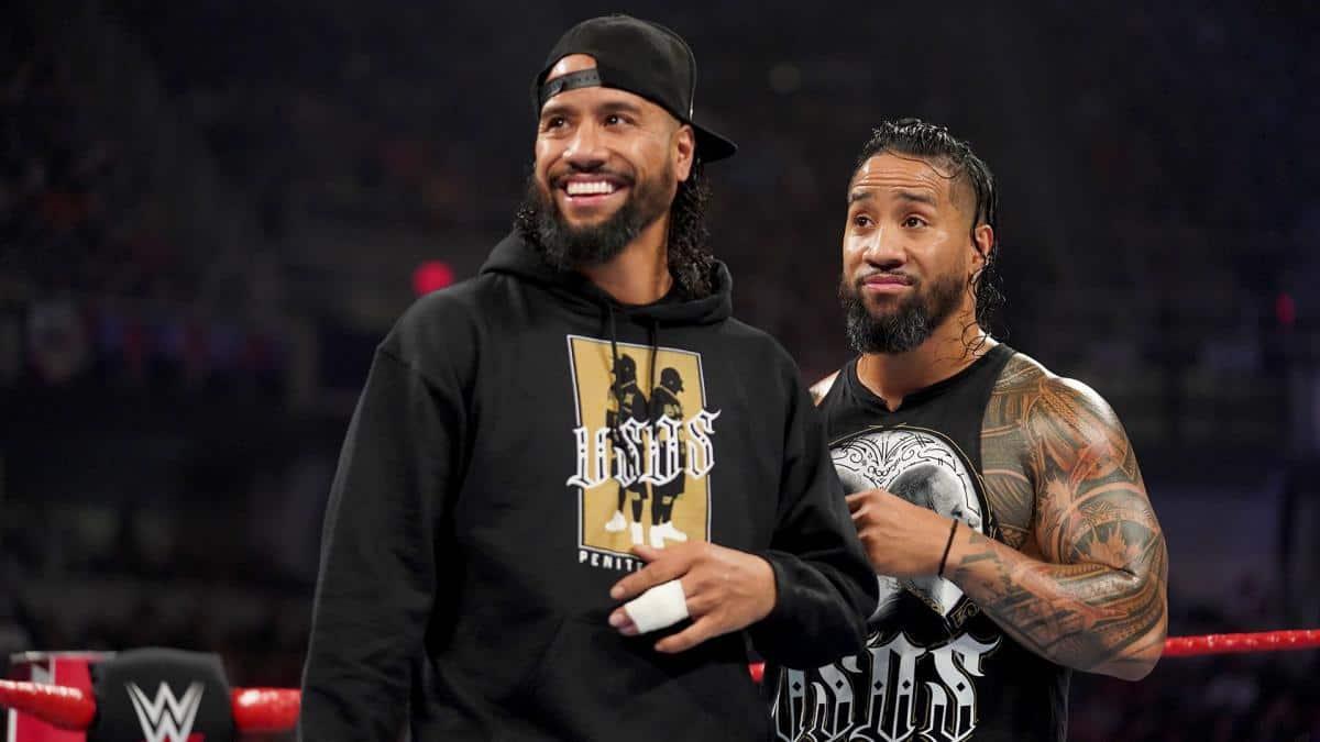 The Usos podem estar retornando a WWE em breve