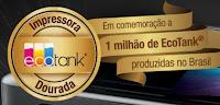 Promoção Impressora Dourada Ecotank Epson epson.com.br/impressoradourada
