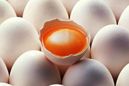 The benefits of a raw egg To the muscle and the danger