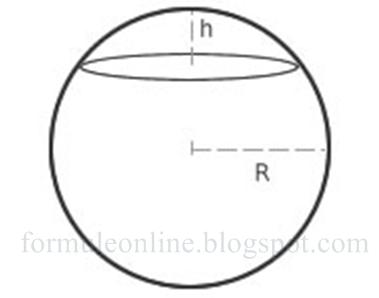 segmentul sferic