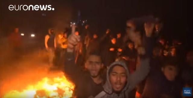 Η απόφαση Τραμπ για την Ιερουσαλήμ έβαλε φωτιά στη Μέση Ανατολή (βίντεο)