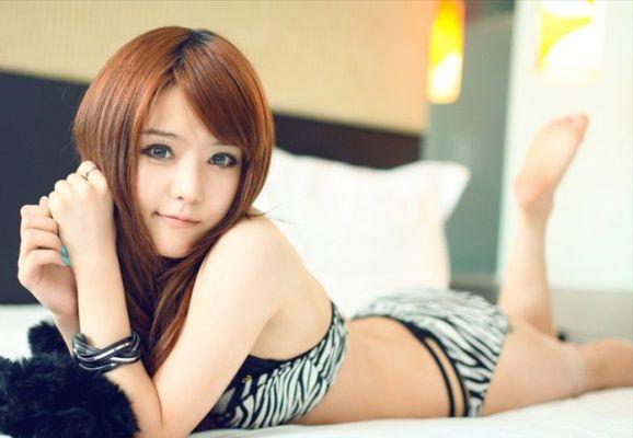 Foto Hot Model Seksi Xiao Lei