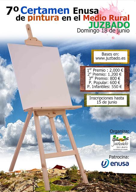 Juzbado certamen de pintura