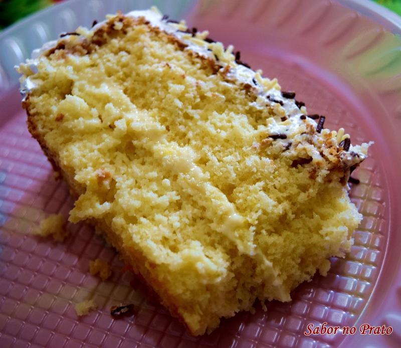bolo de leite ninho fácil