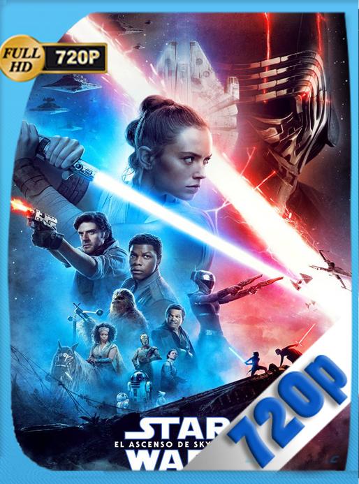 Star Wars El Ascenso de Skywalker (2019) HD 720p Latino Luiyi21HD