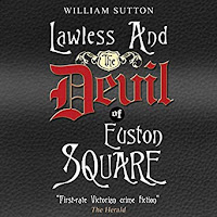 Book cover for Lawless and The Devil of Euston Square