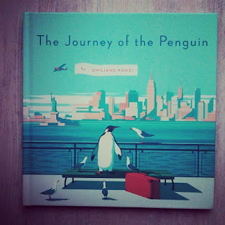 The journey of the penguin de Emiliano Ponzi, Penguin Books review