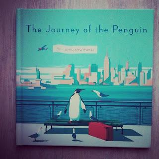 The journey of the penguin de Emiliano Ponzi, Penguin Books review