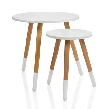 set table Natura