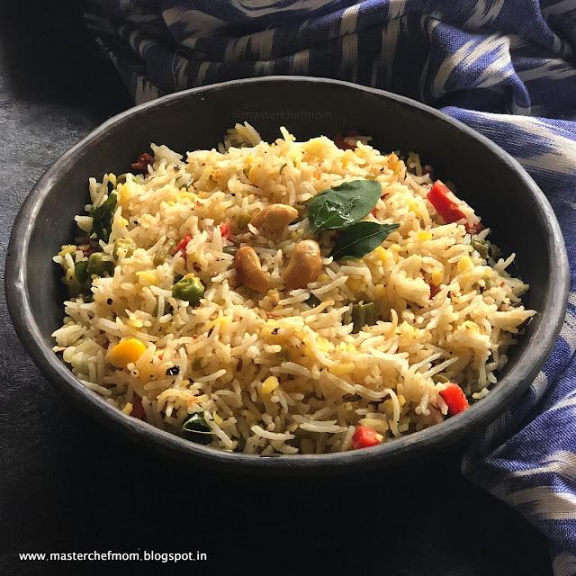 Pongal Fried Rice