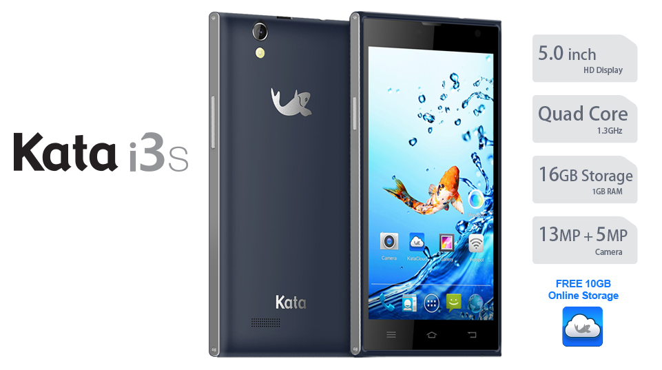 Kata i3s: Specs, Price and Availability
