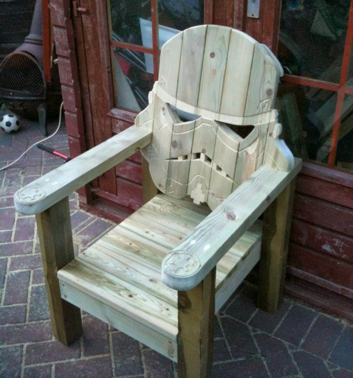 Wood Lawn Chair Better Posture I Have Seen The Whole Of Internet Star Wars Furniture