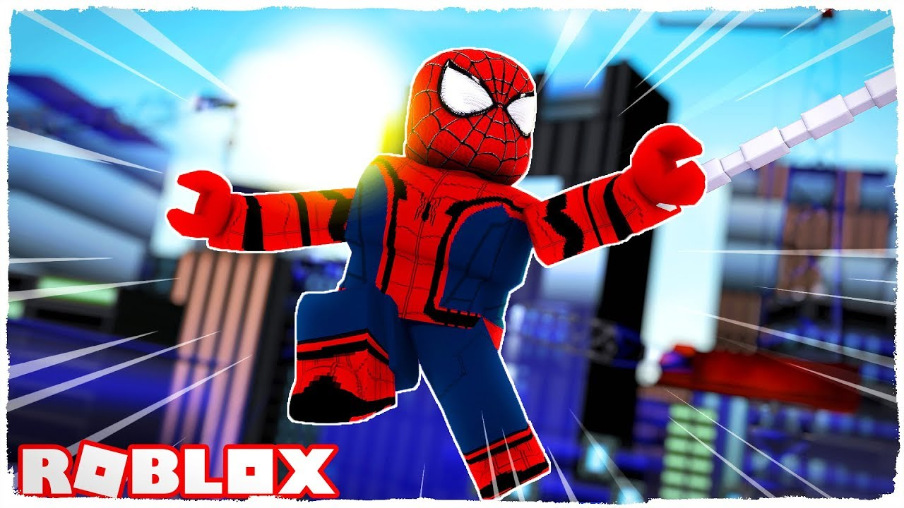 Play Marvel S Spider Man For Free Roblox