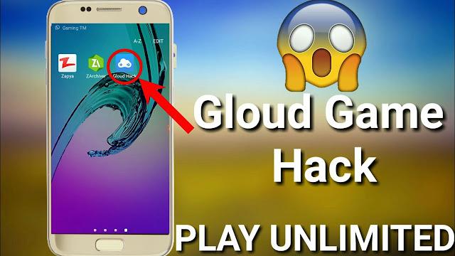gloud games hack mod apk download