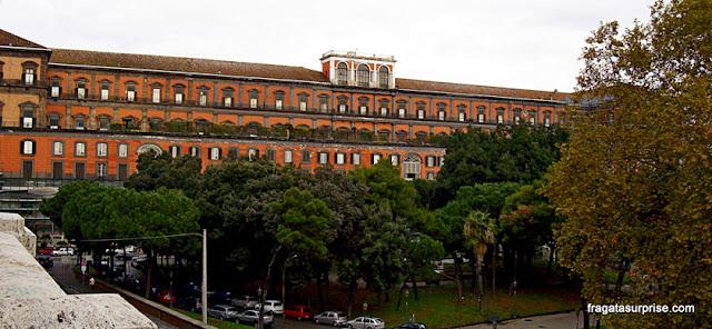 Palácio Real de Nápoles