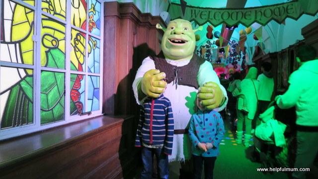 Shrek Experience