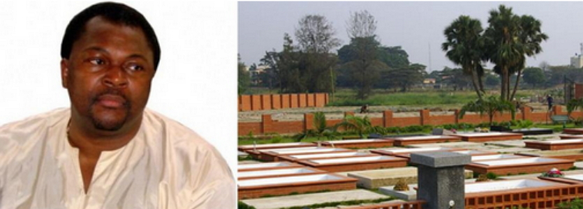 mike adenuga buys 200 million burial spot