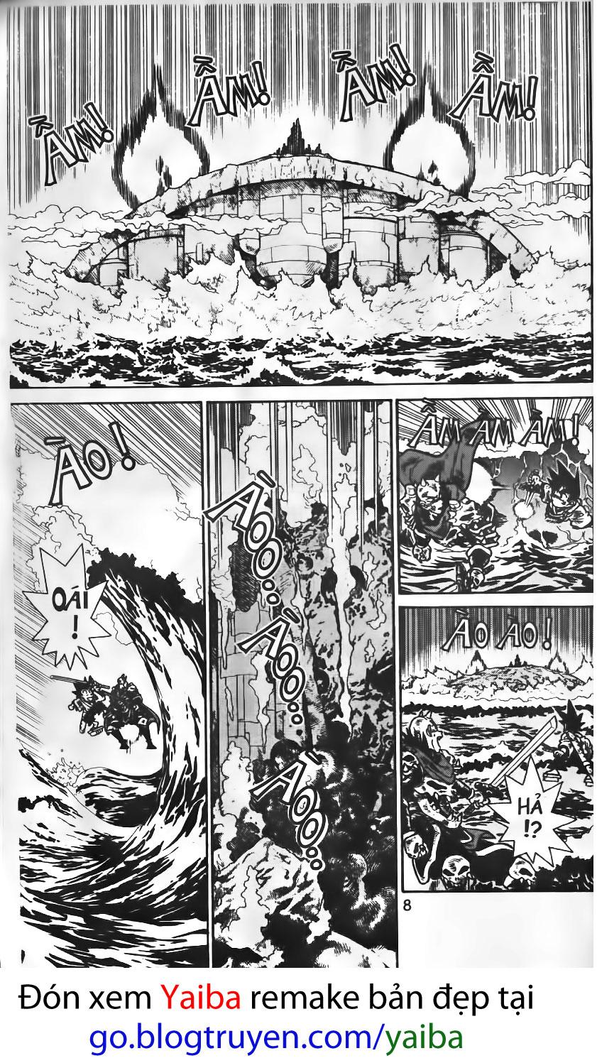 Yaiba chap 122 trang 5