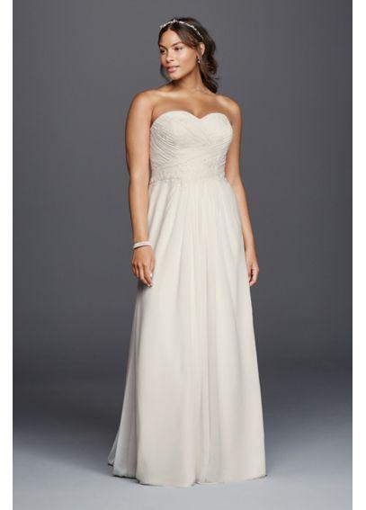 vestidos de novia para gorditas y altas