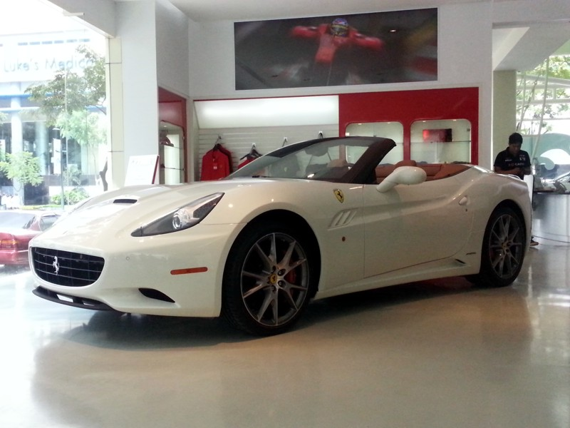 Ferrari California 30 Now Available In Philippines