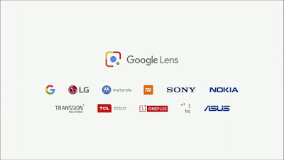 Google Lens will be available in the camera app