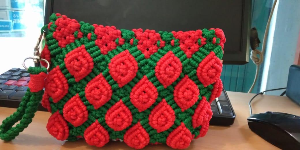 Bisa Di Order Produk Tas Tali Kur Model Cantik Kang Rudie