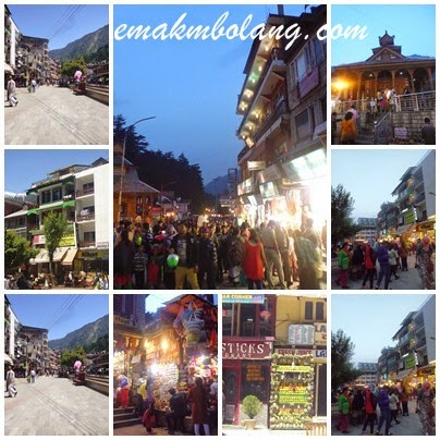The Mall Manali