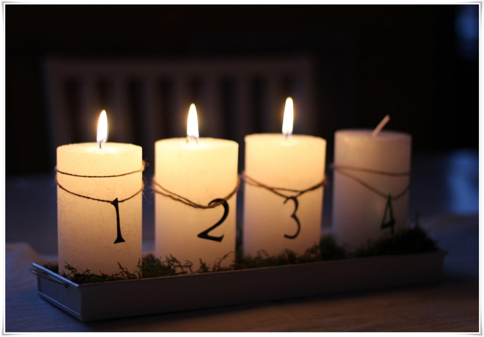 figurina: Tredje advent