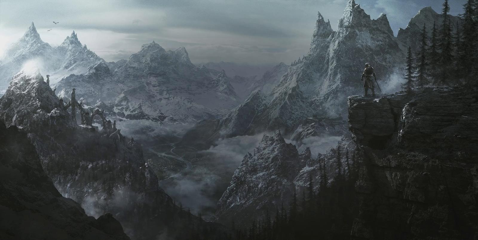 Se especula de nuevo con The Elder Scrolls VI debido a oferta de trabajo