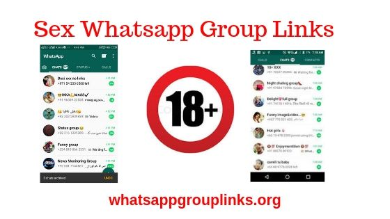 JOIN 300+ SEX WHATSAPP GROUP LINKS LIST - Whatsapp Group Links