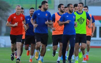 إلغاء الأهلي ودية الإمارات, اصابة مدافع الفريق, قصة جيرالدو مع المارد الاحمر,