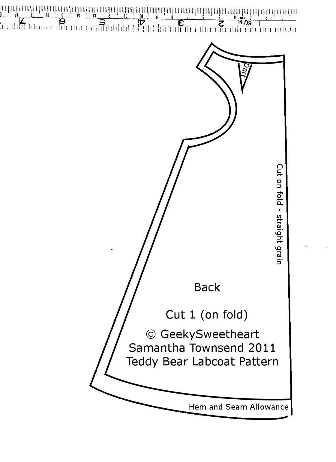 Teddy bear sewing pattern free gallery craft decoration ideas printable teddy bear sewing pattern gallery craft decoration ideas teddy bear sewing patterns free printables gallery jeuxipadfo Images