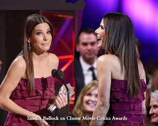 Sandra Bullock se le safa Palabrota