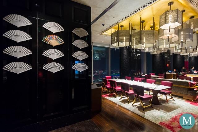 SU Yan Restaurant at W Hotel Suzhou