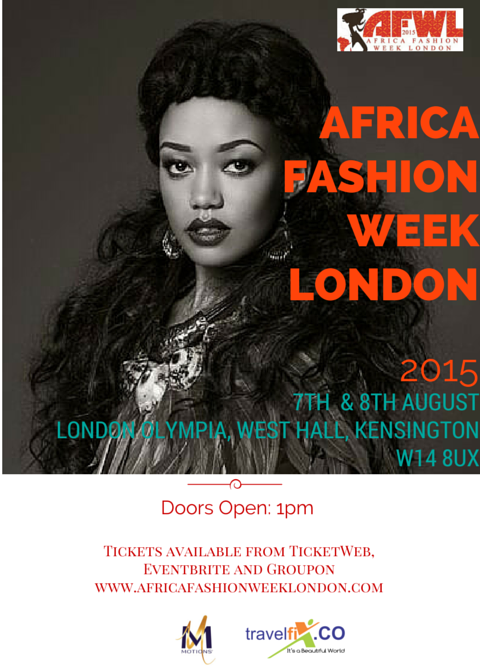 Africa Fashion Week London 2015