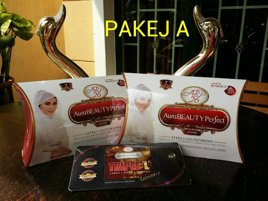 AURA BEAUTY PEFECT 26 #ABP26INTERNATIONAL- TERKINI2015