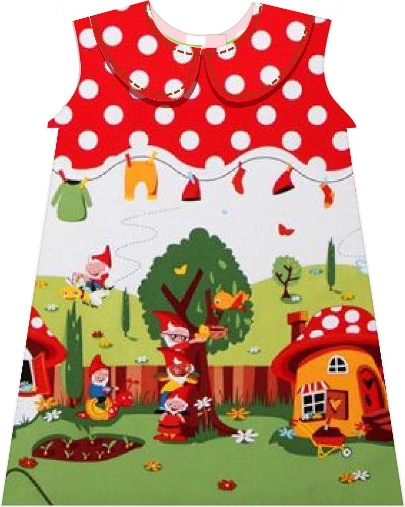 a6e6bb2a13238e de dromenfabriek: Gratis patroon jurkje met peter pan kraag