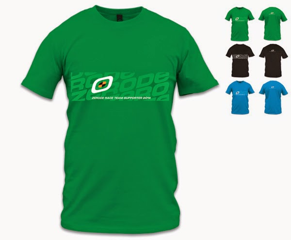 7 Questions With Zerode G2 DH T-shirts