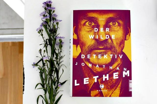 [Anzeige/Rezension] Der wilde Detektiv - Jonathan Lethem