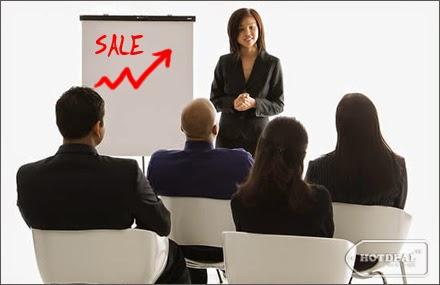 Đào tạo nhân viên bán hàng