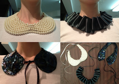 30 Absolutely Fabulous Collars to Make